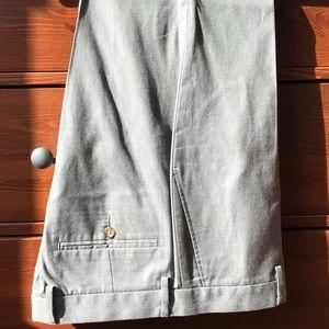 Men's J. Crew Wool Blend Slacks